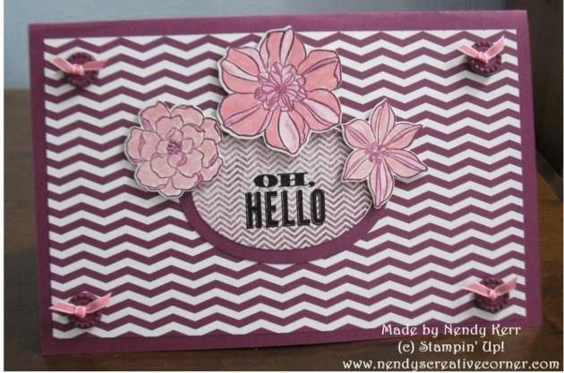 Secret Garden & Oh Hello Gift Card Holder