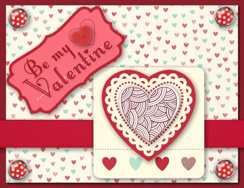 MDS More Amore Valentine Card