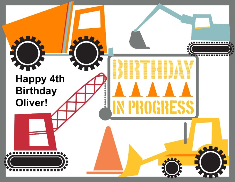 Birthday e-card