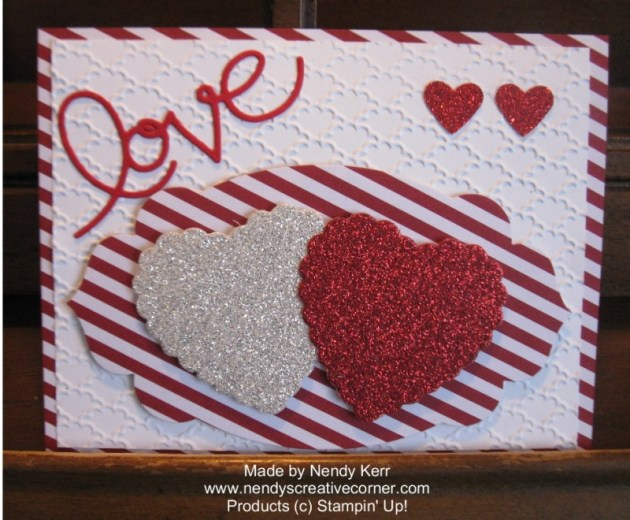 Love Wedding Card with Money Holder inside