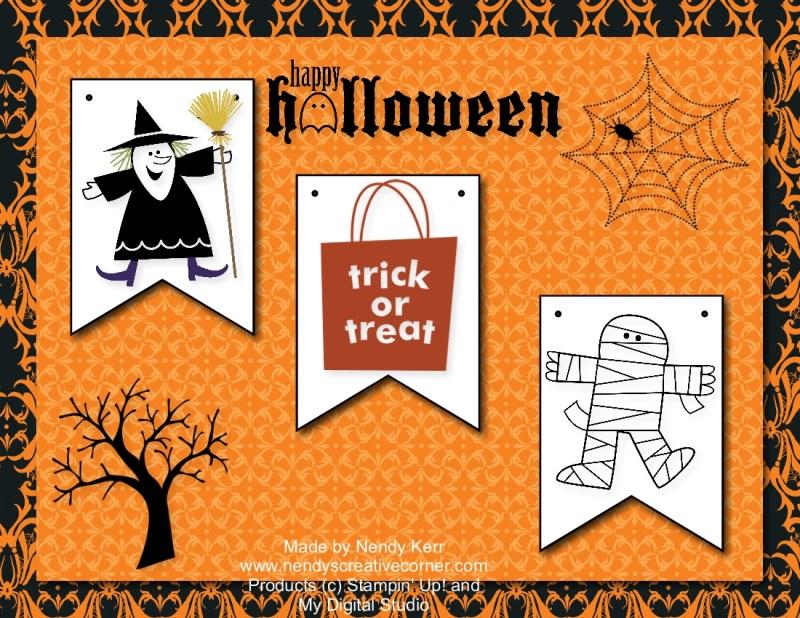 MDS Happy Halloween card