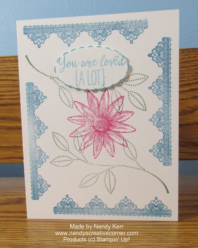 Grateful Bunch Collage Card