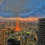 GOTOでアンダーズに東京タワービューに宿泊③窓から見える東京タワー!