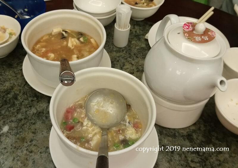 欣葉(シンイエ)スープ大