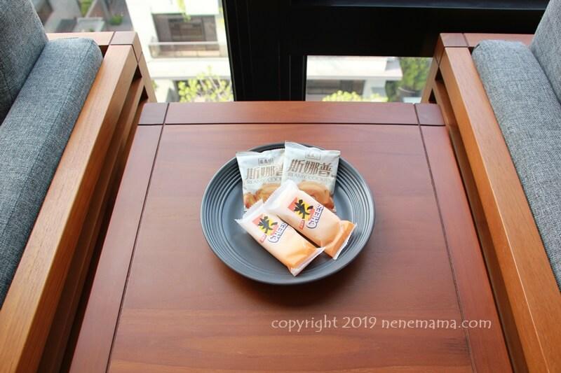 Hotel Z お菓子
