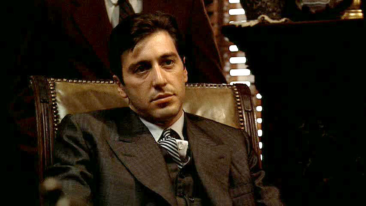 Al Pacino (as Michael Corleone)