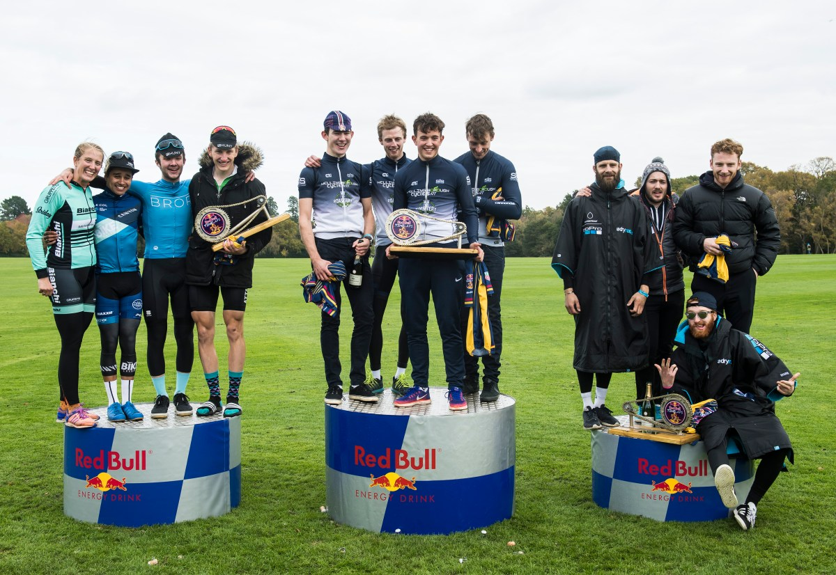 Wellingborough Cycles wins Red Bull challenge
