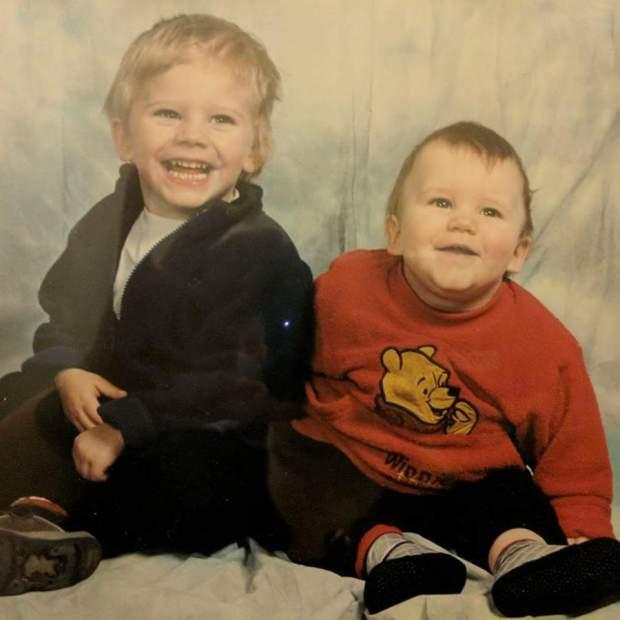 Jed and doug babies