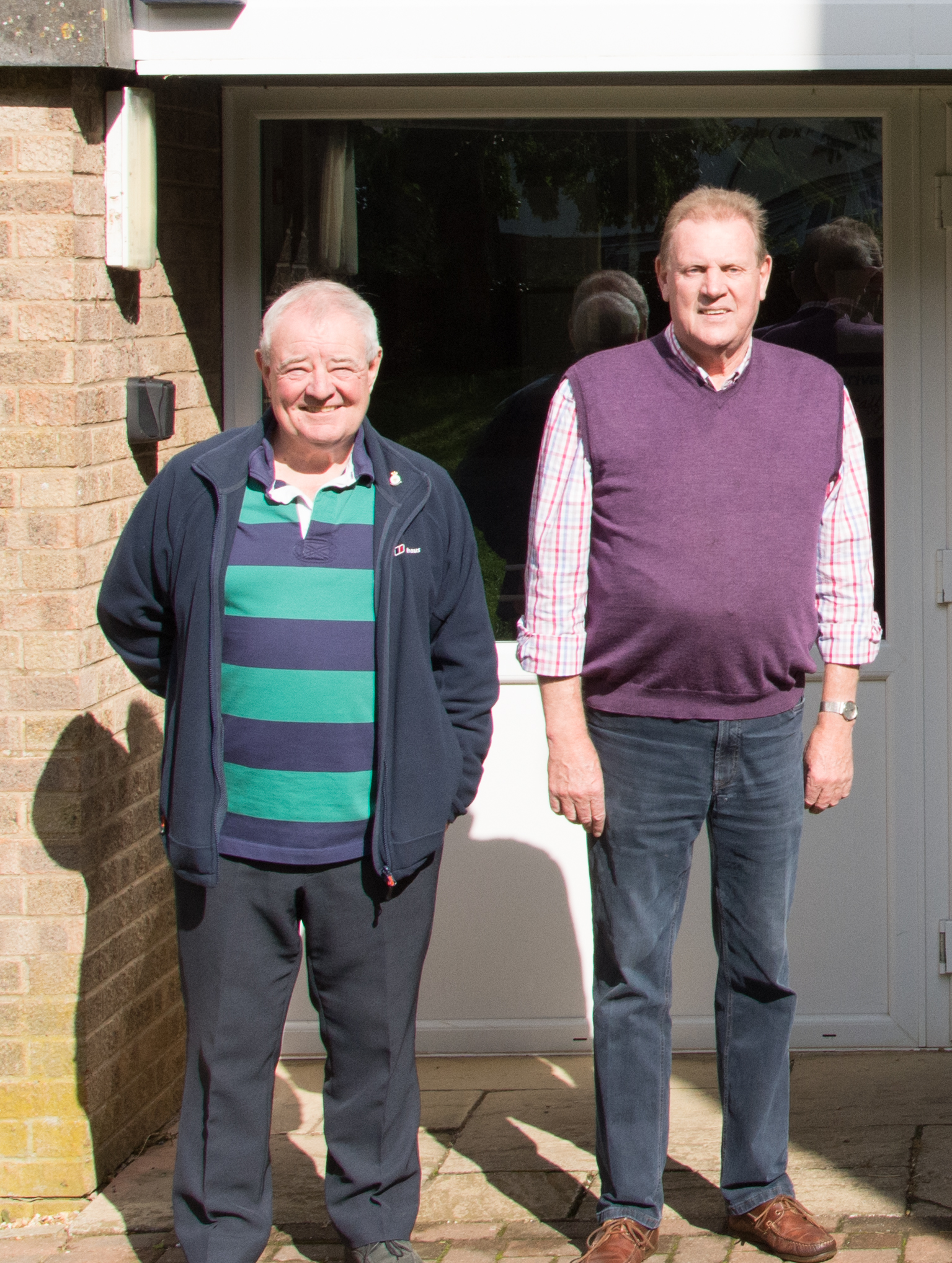 Wilbarston_Mike_Doyle_and_Derek_Taylor