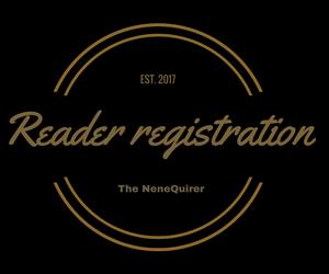 Reader registration