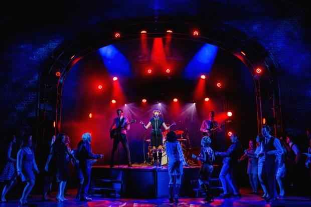 Cast of Cilla The Musical - Liverpool Empire - Photo By Matt Martin (004)