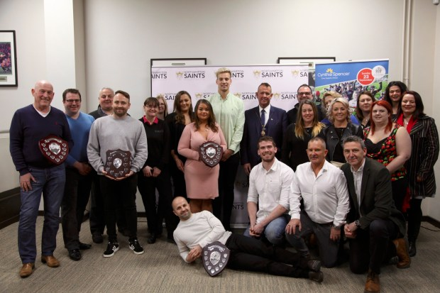C4C launch - prize winners from 2017