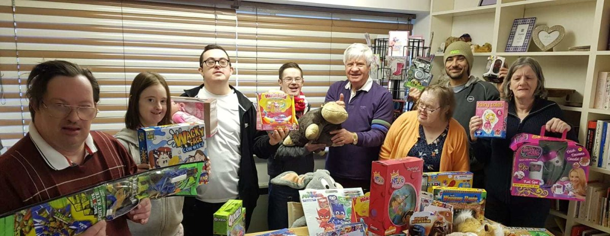 Christmas gifts for 'cared for' children in Northamptonshire