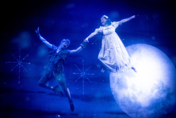 Peter Pan_Joe Sleight and Millie Davies_photo by Graeme Braidwood_2693