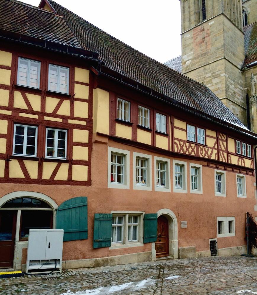 Rothenburg ob der Tauber, kota kecil nan cantik. (6/6)
