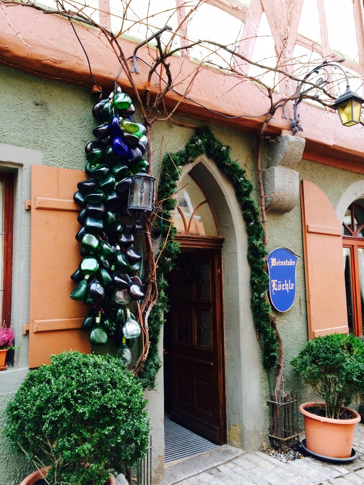 Rothenburg ob der Tauber, kota kecil nan cantik. (4/6)