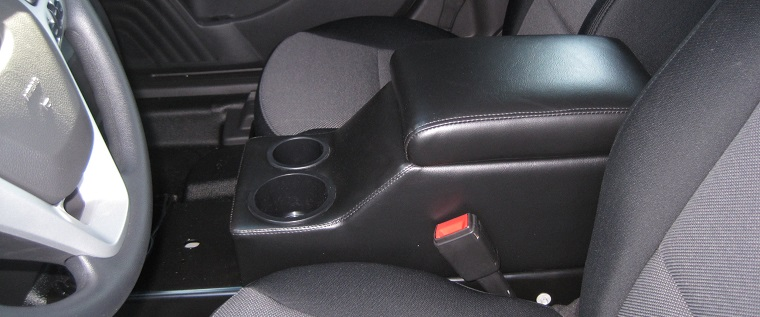 Rear Chevrolet Center Console Tahoe