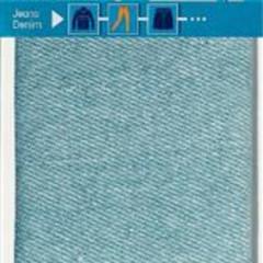 VERSTELSTUK JEANS OPSTRIJKB. 12x45cm - L.BL (1st)