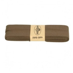 BIAISBAND | OAKI-DOKI - Tricot de Luxe | bruin *kleur 543