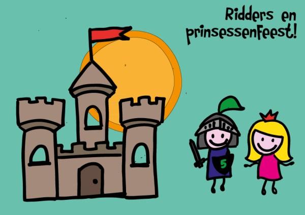 kasteel---ridder---prinses
