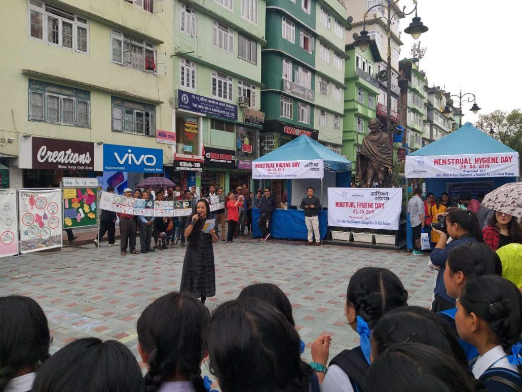 Sikkim Observes Menstrual Hygiene Day Through Various Awareness Activities