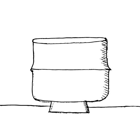 bol japonais illustration