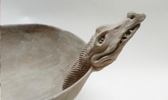 crocodile-argile