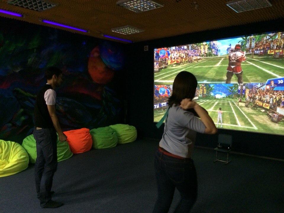 Интерактивные игры и караоке