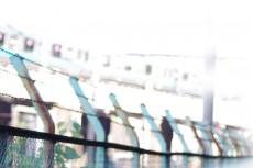 フェンスの写真素材