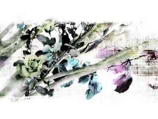 グランジ調の薔薇(8パターン)
