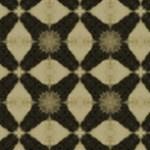 四弁花のような幾何学模様(4パターン)