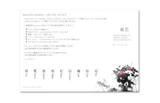 IF016-風花