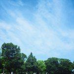 【高解像度】冴え渡る空