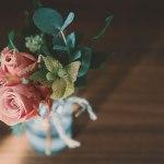 【高解像度】薄い日差しと薔薇(3パターン)