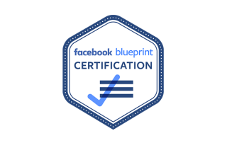 facebook blueprint certification web design agency digital marketing commerce