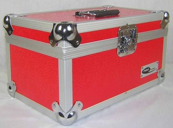 """7"""" 200 capacity lp storage vinyl record aluminium"""