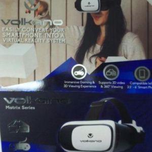 VOLKANO MATRIX VIRTUAL REALITY VR HEADSET FOR SMARTPHONES-0