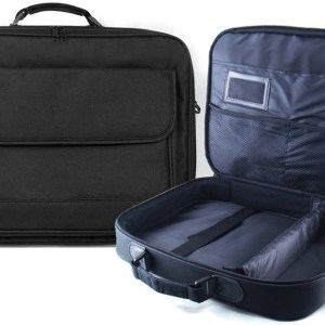 "neo 17"" 19"" laptop bag with shoulder strap"