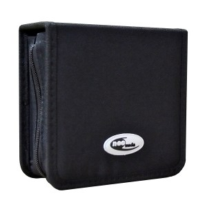 neo media 48 capacity storage case cd dvd