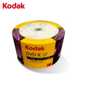 kodak dvd-r logo 16x storage discs media
