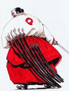 The Sparrow Samurai