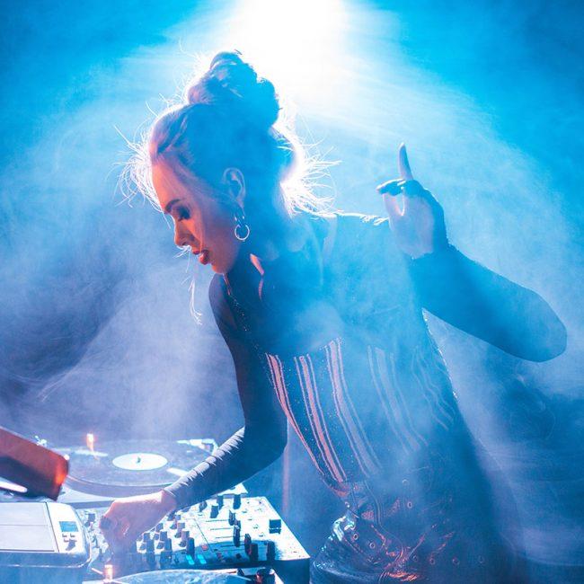 DJ save my life