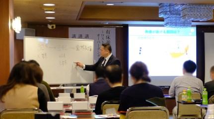 講師の加藤友寛先生