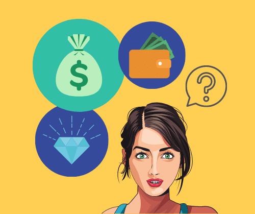 Что мешает тебе стать богатой