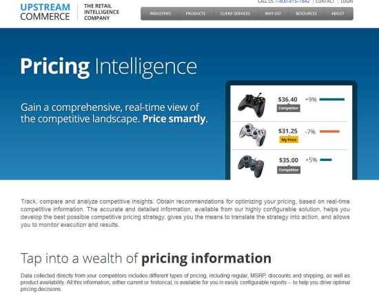Upstream-Pricing-Intelligen