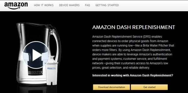 Amazon-Dash-Replenishment