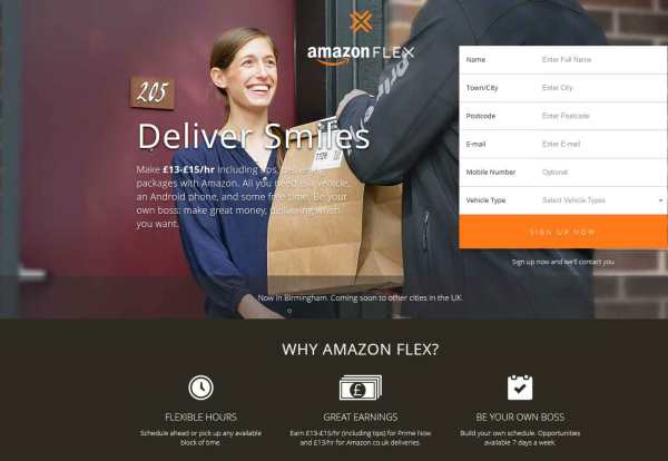 Amazon-Flex-UK