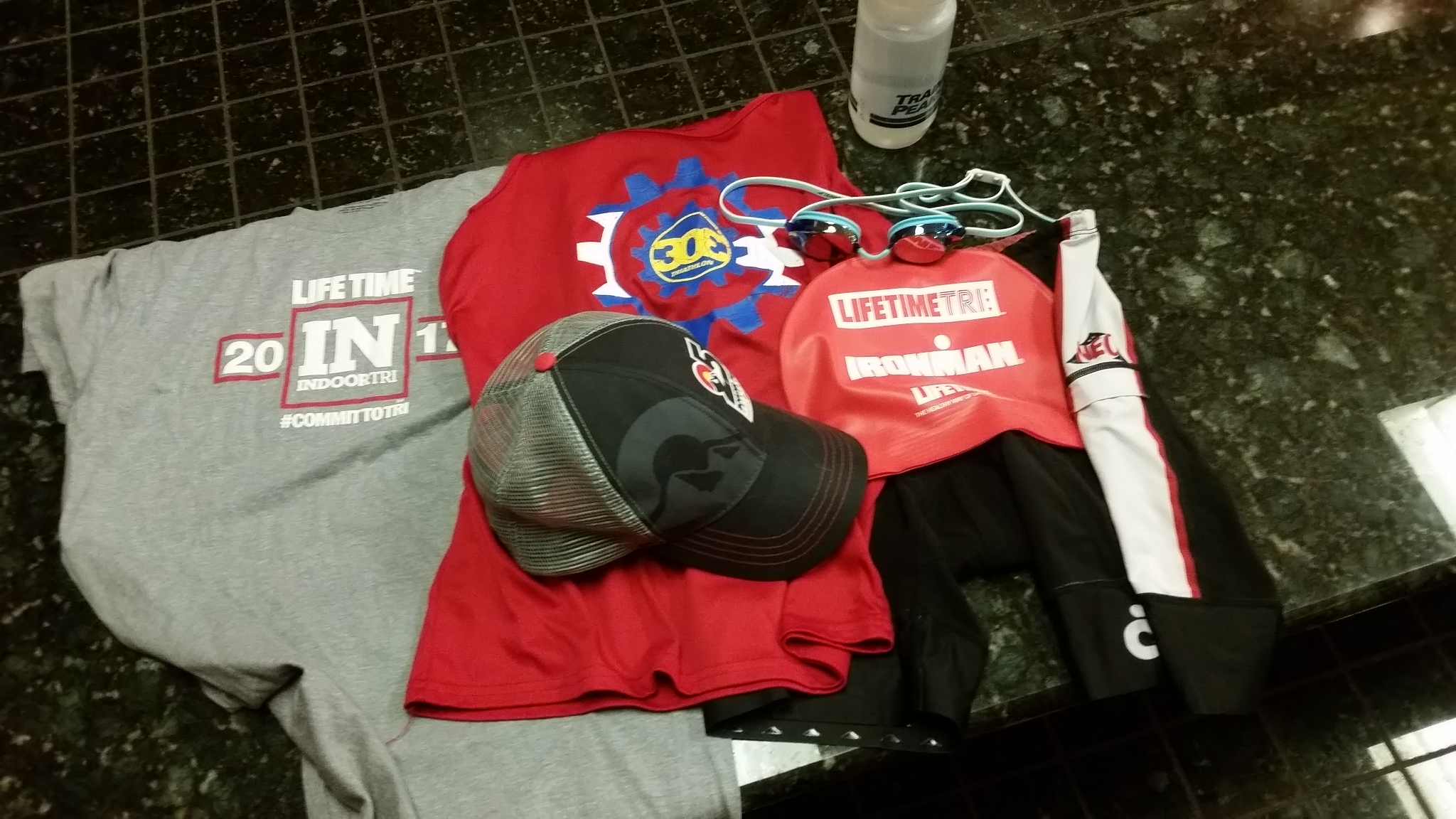 Life Time Fitness Indoor Tri Race Report And Why It