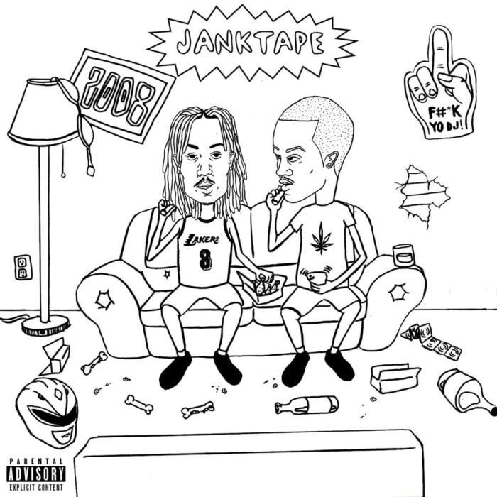 Buddy & Kent Jamz - Janktape