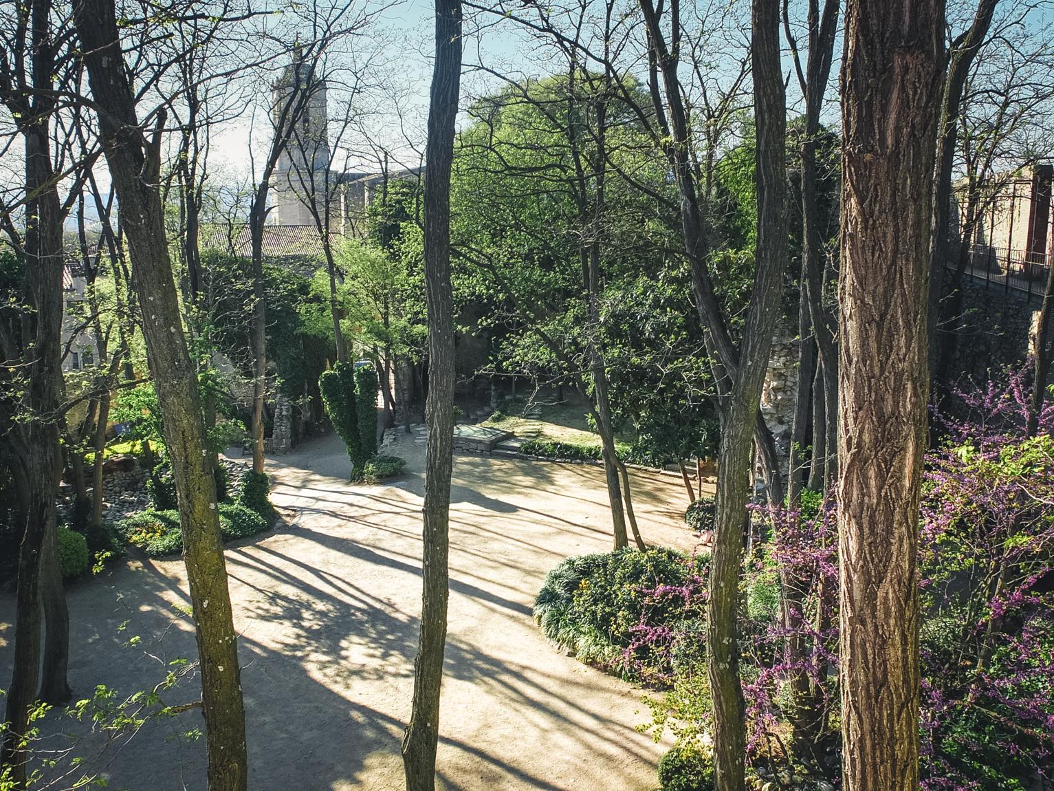Jardins des Alemanys, Girona. Foto: Neoheimat